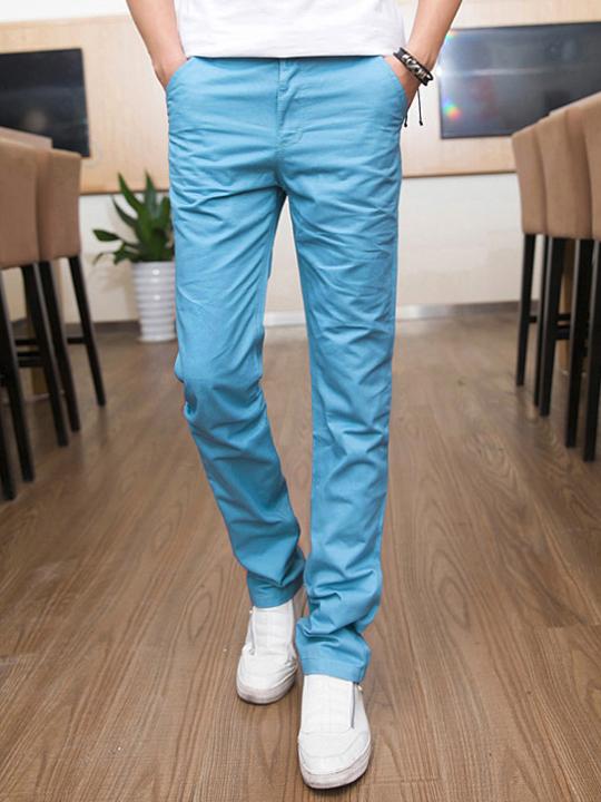 Những mẫu quần kaki nam đẹp nhất hiện nay tại 4men - 2