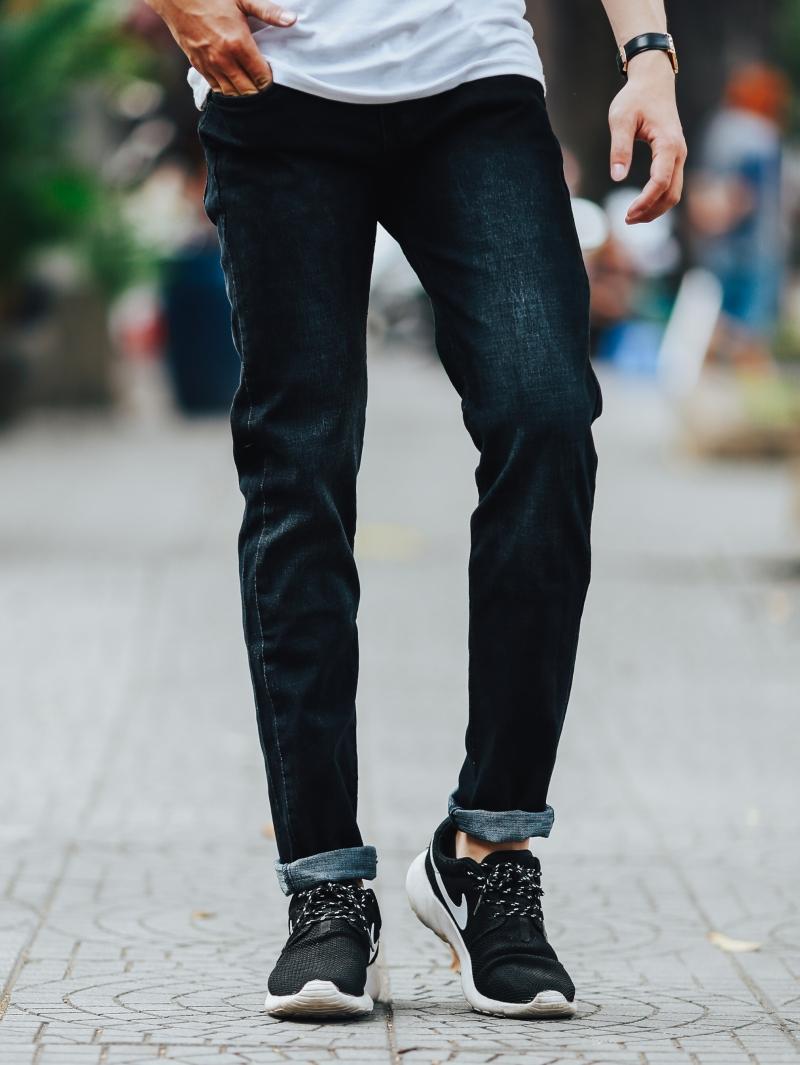 Những mẫu quần jean nam đẹp nhất hiện nay tại 4men - 2