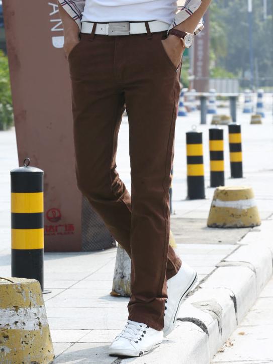 Những mẫu quần kaki nam đẹp nhất hiện nay tại 4men - 6
