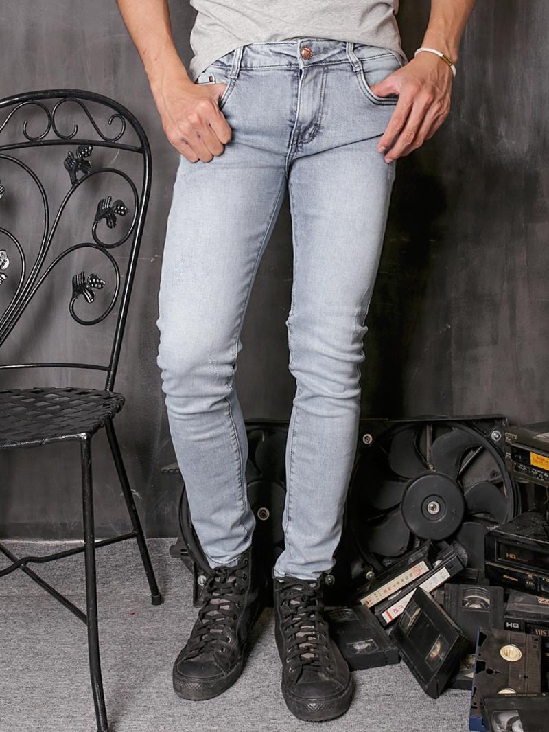 Những mẫu quần jean nam đẹp nhất hiện nay tại 4men - 5