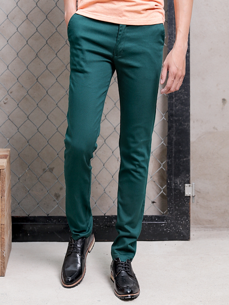 Những mẫu quần kaki nam đẹp nhất hiện nay tại 4men - 8