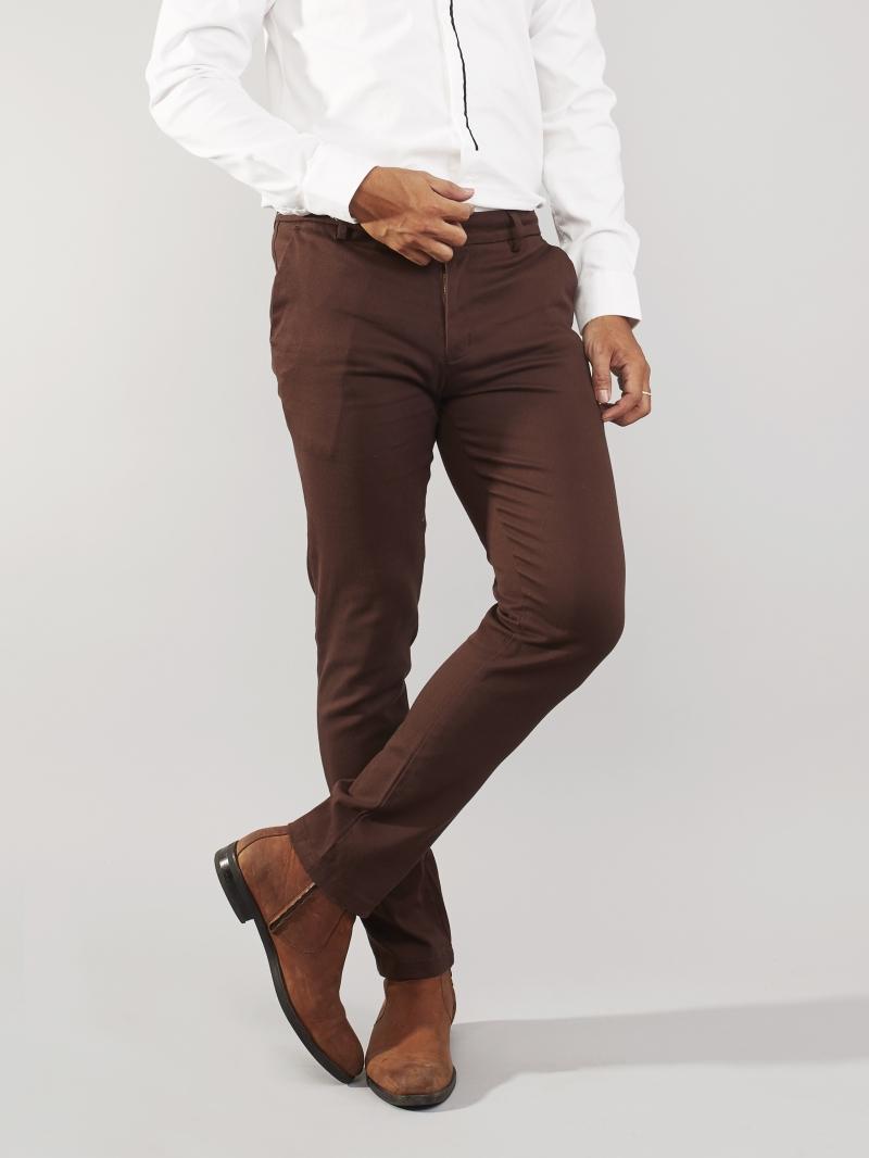Những mẫu quần kaki nam đẹp nhất hiện nay tại 4men - 3