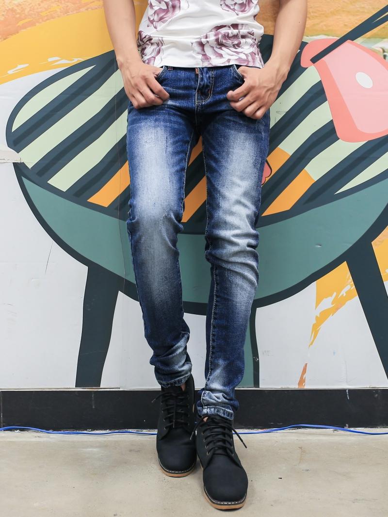 Những mẫu quần jean nam đẹp nhất hiện nay tại 4men - 4