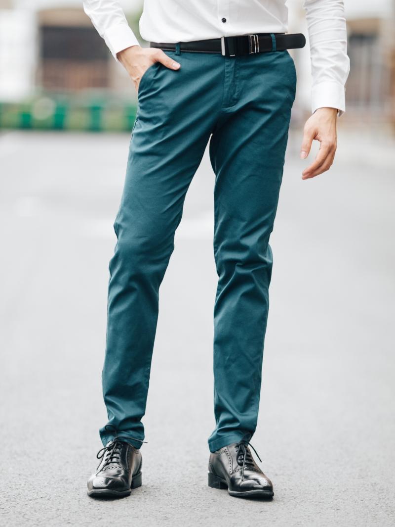 Những mẫu quần kaki nam đẹp nhất hiện nay tại 4men - 4