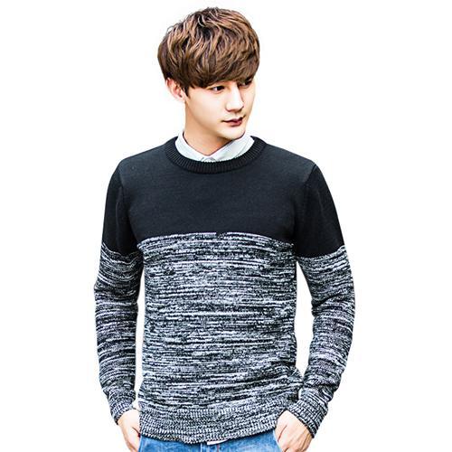 Những mẫu áo len nam hàn quốc đẹp nhất hiện nay tại 4men - 1