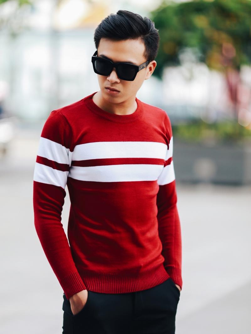 Những mẫu áo len nam hàn quốc đẹp nhất hiện nay tại 4men - 4