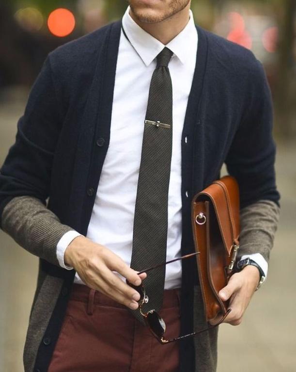 Những kiểu túi xách nam đẹp nhất hiện nay - 1