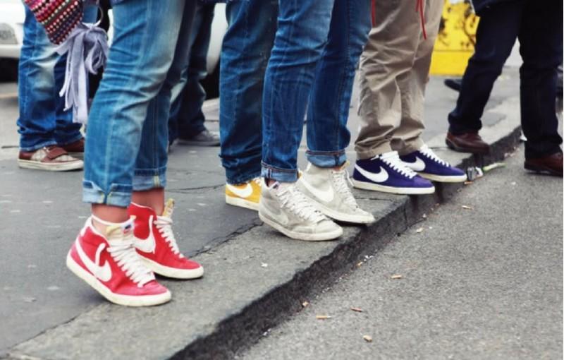 Những đôi giày thể thao nam đẹp nhất 2017 tại 4men - 1