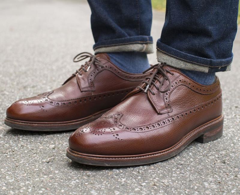 Giới thiệu những mẫu giày tây nam đẹp nhất hiện nay tại 4men - 1