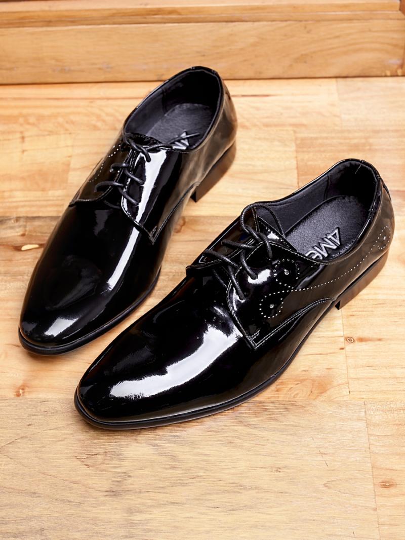 Giới thiệu những mẫu giày tây nam đẹp nhất hiện nay tại 4men - 6
