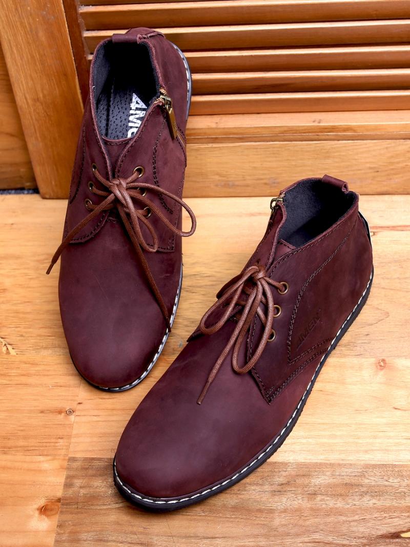 Tổng hợp những mẫu giày tăng chiều cao nam đẹp giá rẻ tại 4men - 5