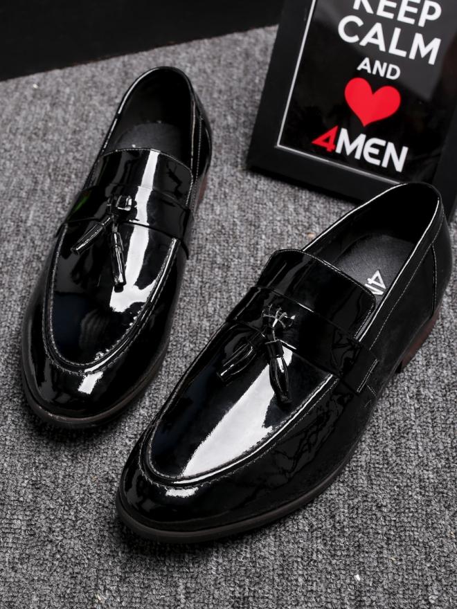 Tổng hợp những mẫu giày tăng chiều cao nam đẹp giá rẻ tại 4men - 3
