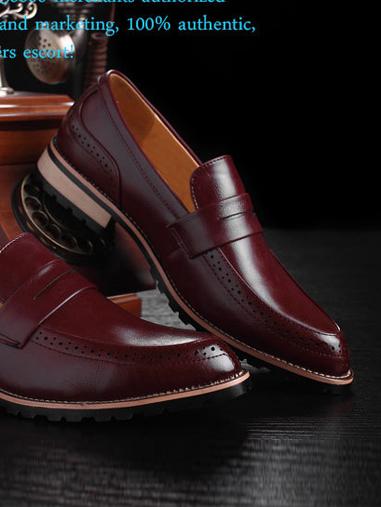 Giới thiệu những mẫu giày tây nam đẹp nhất hiện nay tại 4men - 4