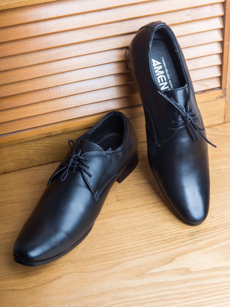 Tổng hợp những mẫu giày tăng chiều cao nam đẹp giá rẻ tại 4men - 2