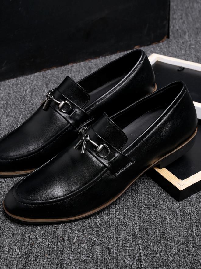 Tổng hợp những mẫu giày tăng chiều cao nam đẹp giá rẻ tại 4men - 9