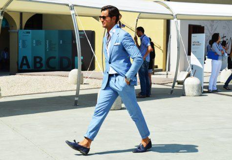 Cách đi giày không cần mang tất cho các quý ông - 1