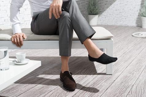 Cách đi giày không cần mang tất cho các quý ông - 3