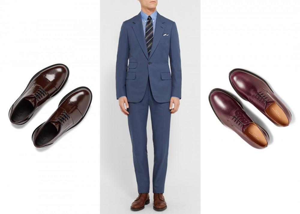 3 phong cách giày tây nam tuyệt đẹp cho chú rể - 3