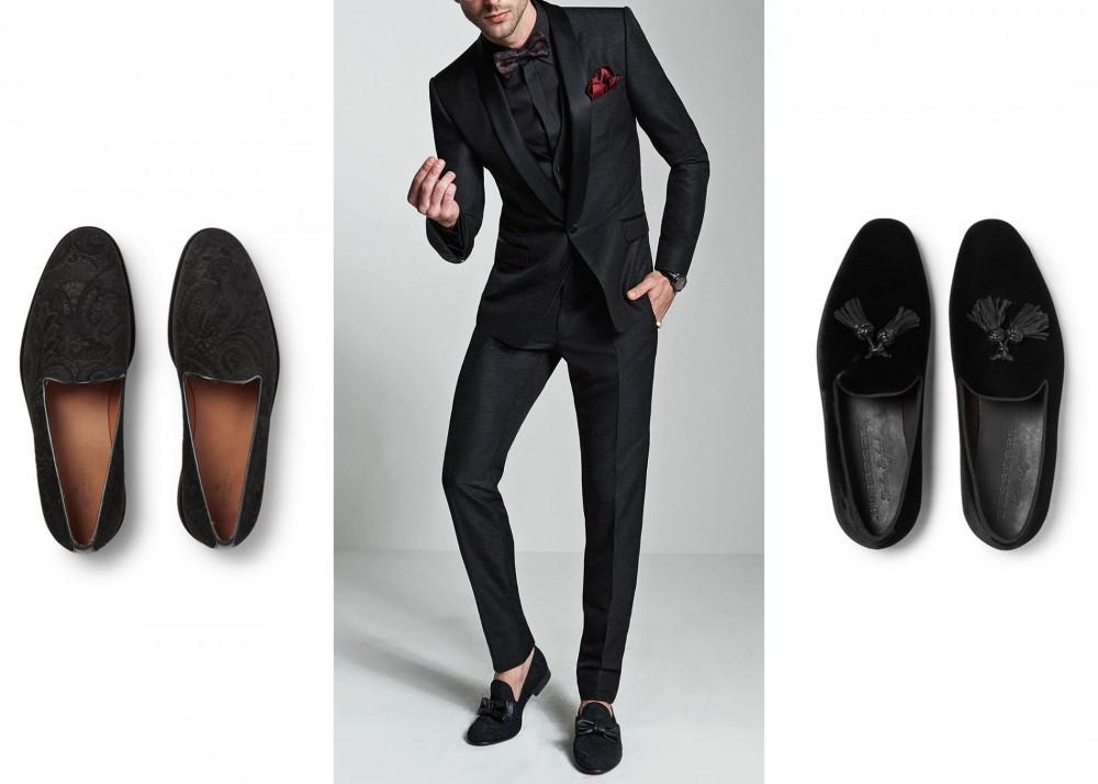 3 phong cách giày tây nam tuyệt đẹp cho chú rể - 1