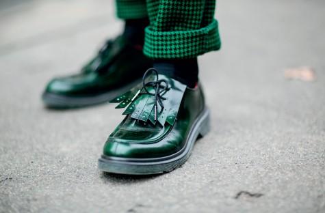 Giày tây nam có từ khi nào - 1