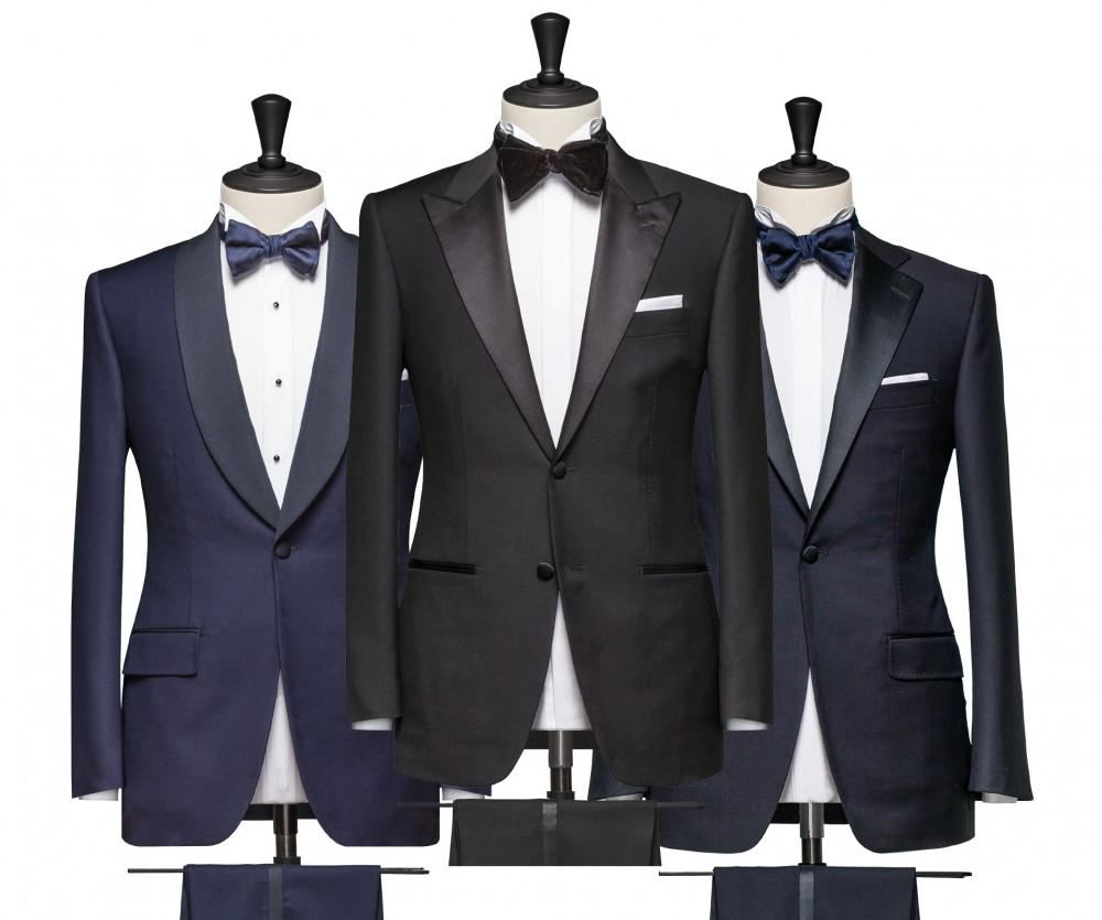 Những điều cần biết gì mặc vest nam kiểu tuxedo - 1