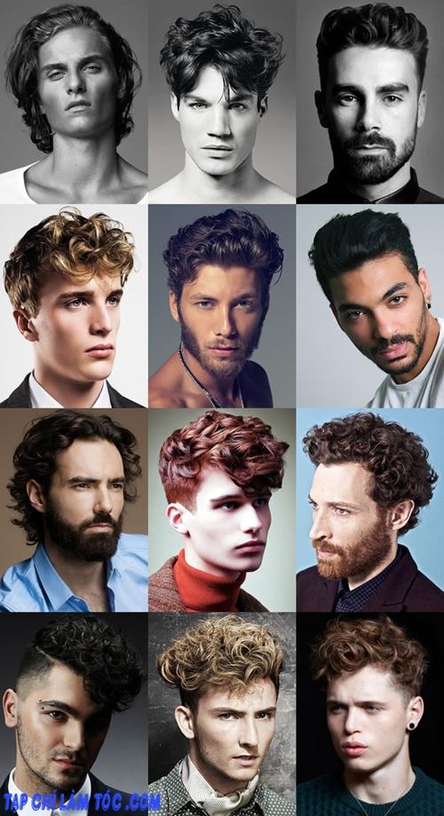 Những kiểu tóc nam đẹp đi dự tiệc cưới - 3