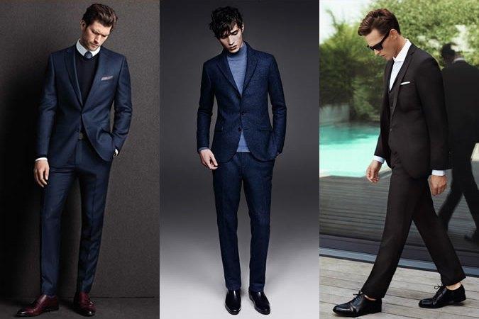 3 mẫu quần công sở đẹp tôn dáng dành cho các quý ông - 1