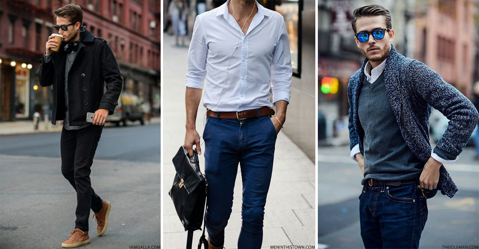 3 mẫu quần công sở đẹp tôn dáng dành cho các quý ông - 3