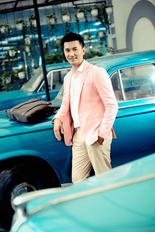 Những sắc màu vest nam trẻ trung - 3