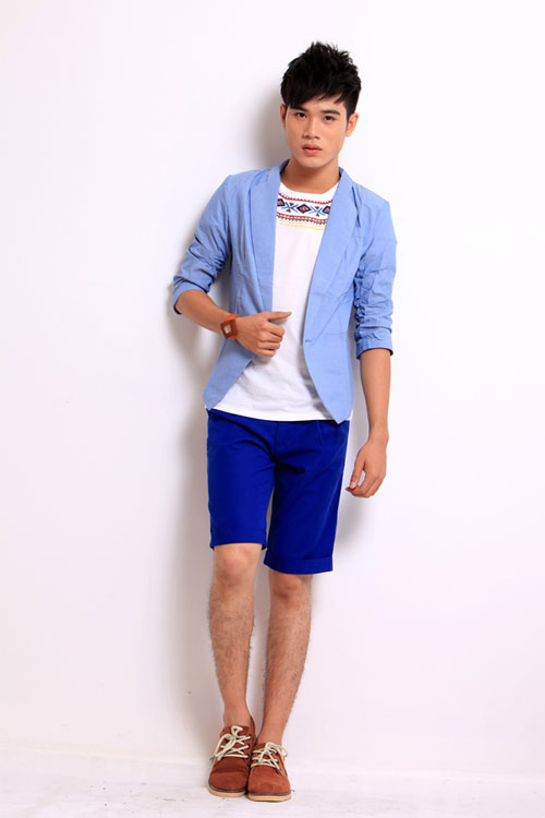 Những xu hướng thời trang nam mùa nóng - 1