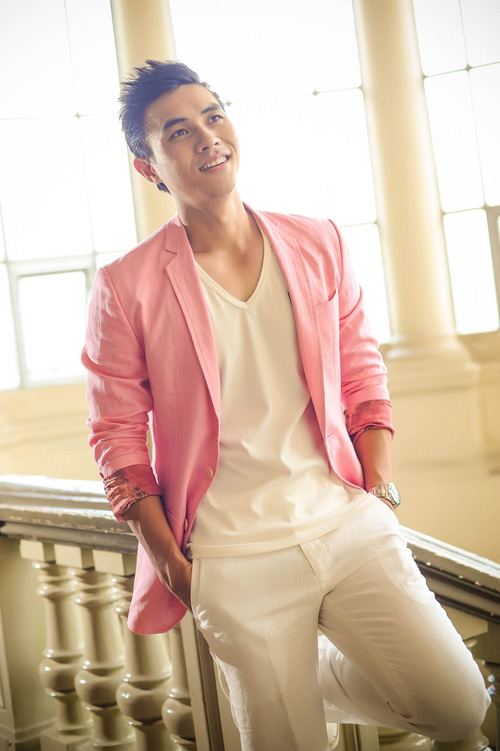 Những sắc màu vest nam trẻ trung - 5
