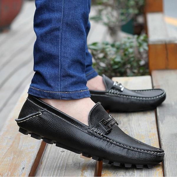 Bí quyết diện giày lười đẹp dành cho nam - 2