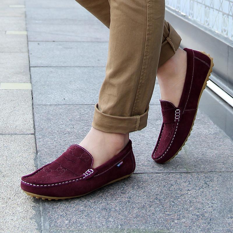 Bí quyết diện giày lười đẹp dành cho nam - 1
