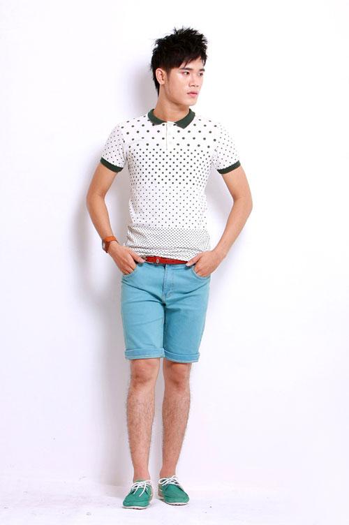 Những xu hướng thời trang nam mùa nóng - 3