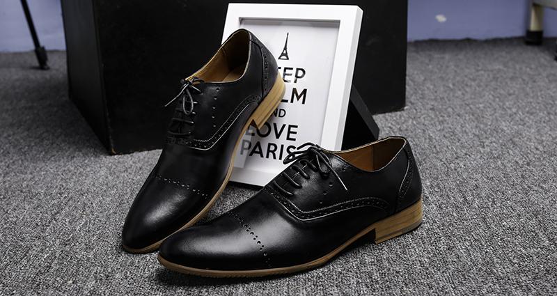 Yếu tố quyết định chất lượng một đôi giày tốt - 1