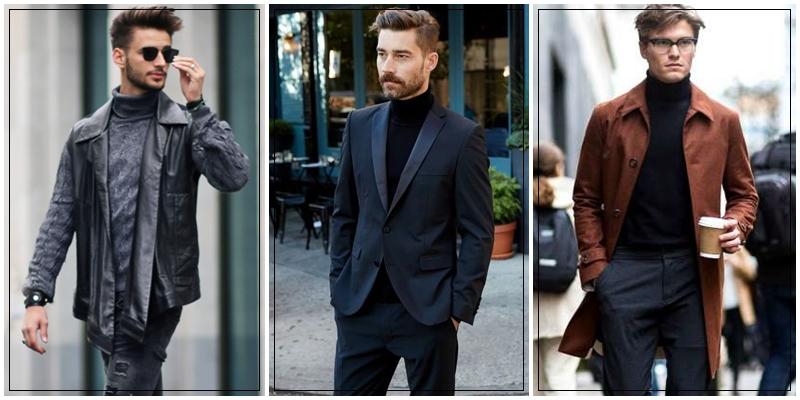 Những mẫu áo len nam đẹp khi gió mùa về - 1