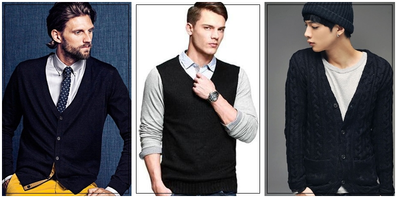 Những mẫu áo len nam đẹp khi gió mùa về - 5