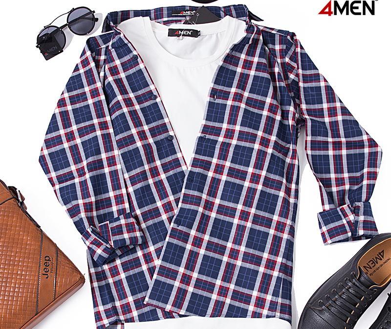 Những kiểu áo sơ mi nhất định phải có trong tủ áo của nam giới - 2