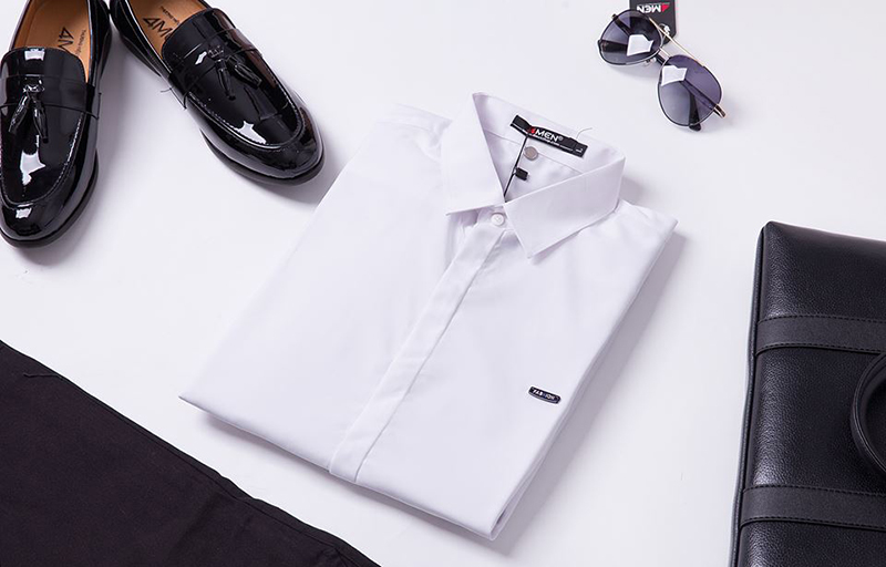 Những kiểu áo sơ mi nhất định phải có trong tủ áo của nam giới - 1