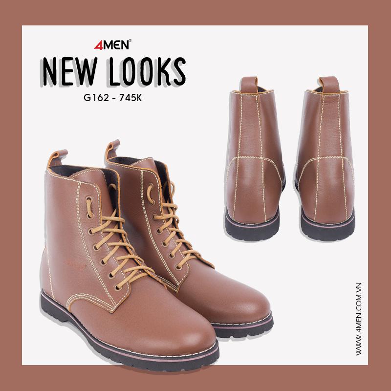 Giày boot item cực chất mùa thu đông - 2