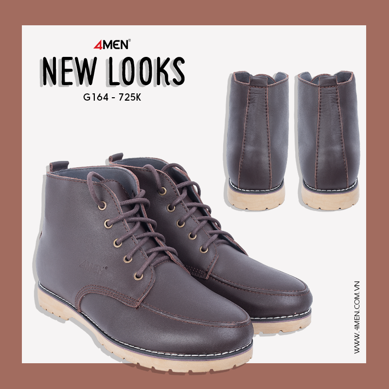 Giày boot item cực chất mùa thu đông - 3