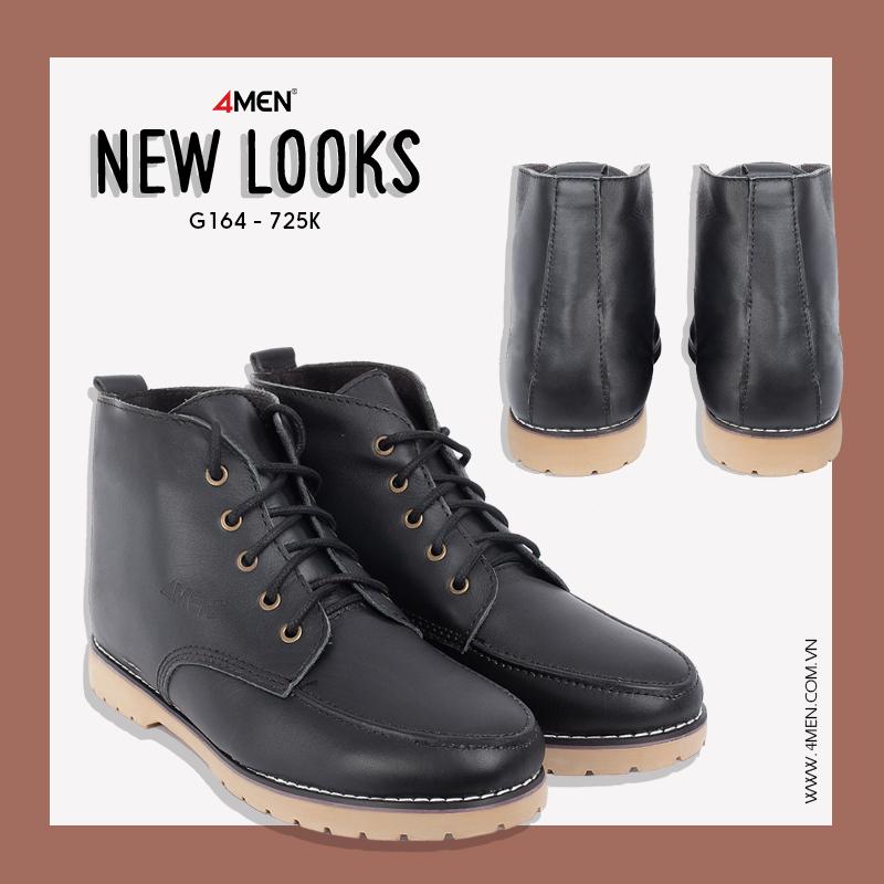 Giày boot item cực chất mùa thu đông - 7