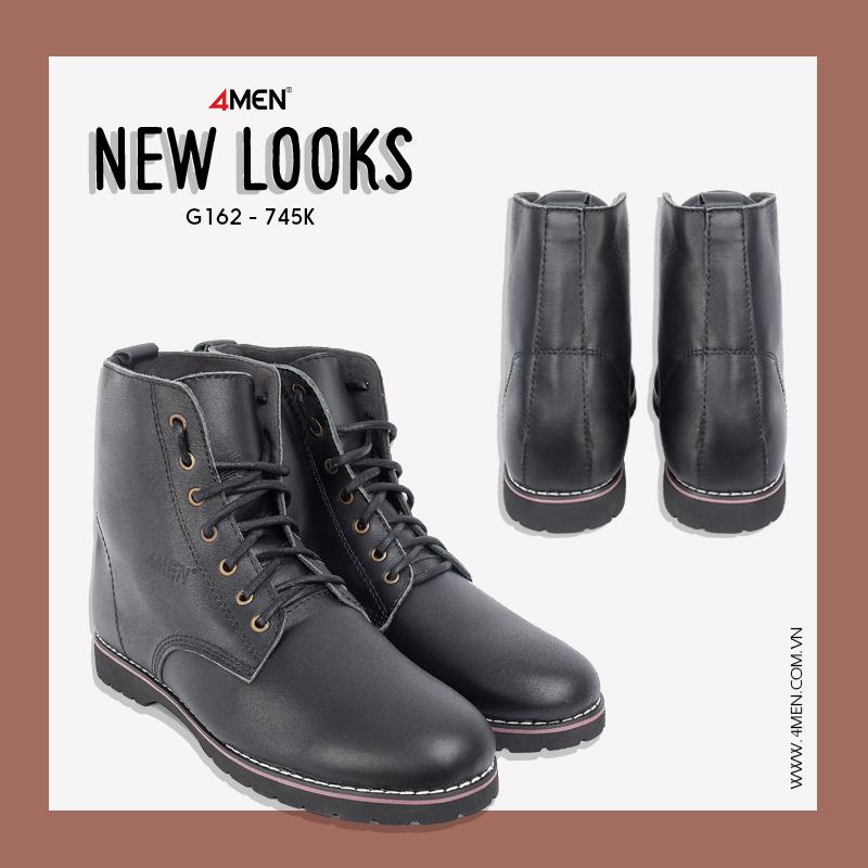 Giày boot item cực chất mùa thu đông - 1
