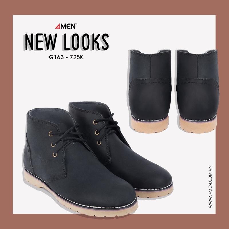 Giày boot item cực chất mùa thu đông - 6