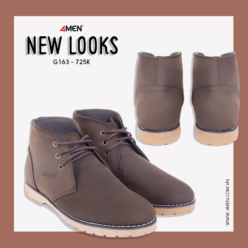 Giày boot item cực chất mùa thu đông - 5
