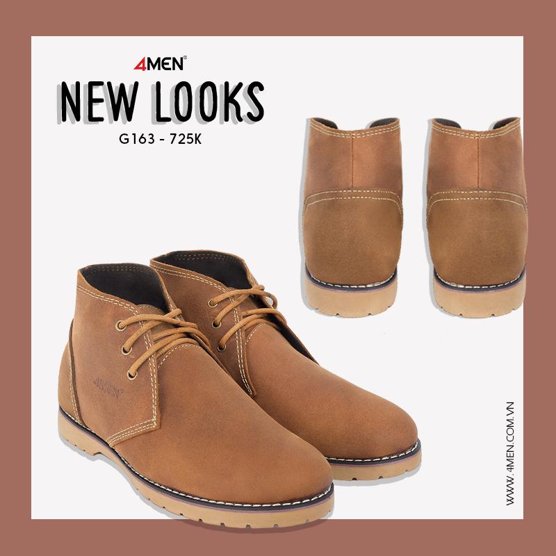 Giày boot item cực chất mùa thu đông - 4