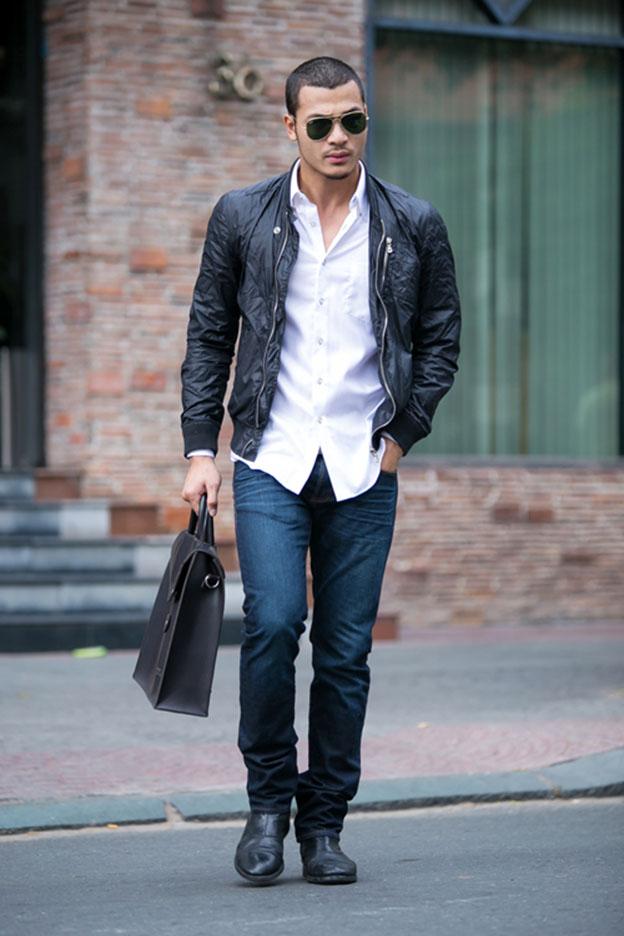 Cách mix quần jean cực chuẩn dành cho nam - 4