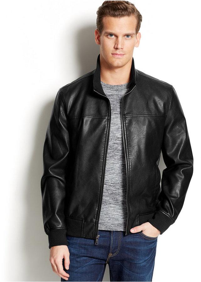 Những lưu ý khi mua áo khoác da nam - 2