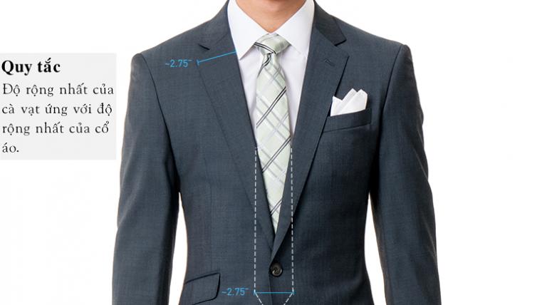 Cách chọn cà vạt theo dáng người chuẩn men cho nam giới - 2