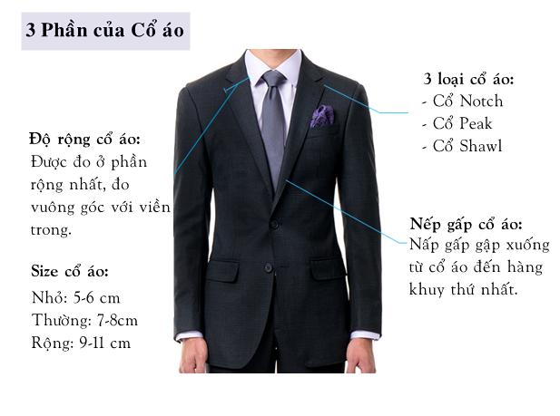 Cách chọn cà vạt theo dáng người chuẩn men cho nam giới - 3